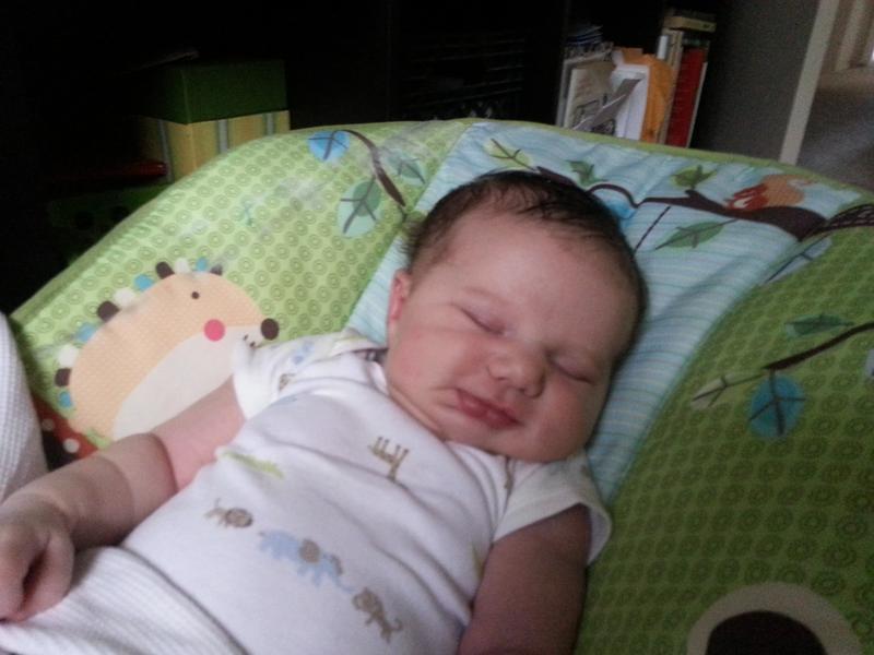 Sleep Progression, Not Regression