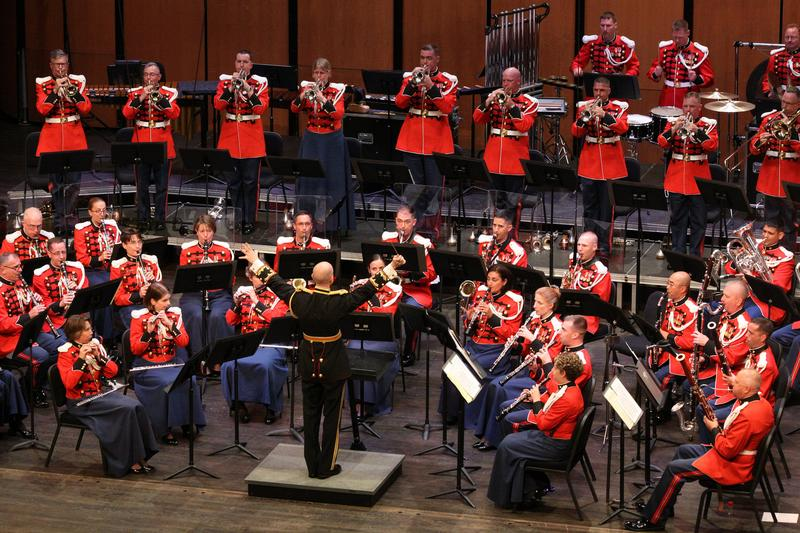 U.S. Marine Band National Tour: Grand Island, NE