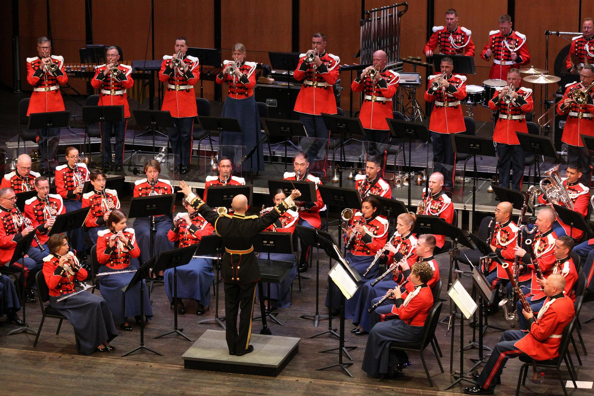 US Marine Band to perform at Glen Allen High School Oct 30th