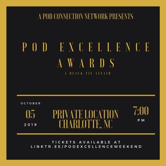 Pod Excellence Awards