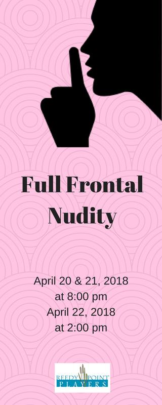 Full Frontal Nudity