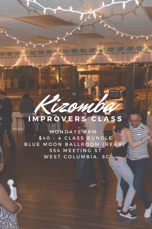 Kizomba Improvers Summer Group Class