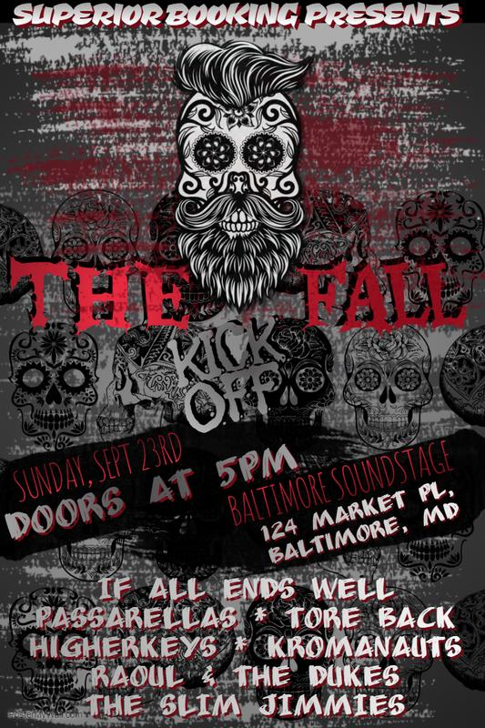 The Fall Kick-Off at Soundstage