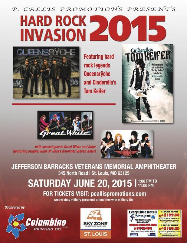 Hard Rock Invasion 2015