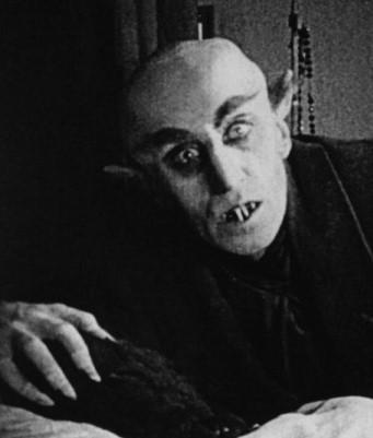 Nosferatu (1922) with LIVE Organ Music!