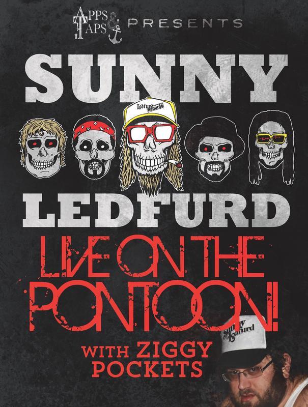 Apps & Taps Presents Sunny Ledfurd w/ Ziggy Pockets