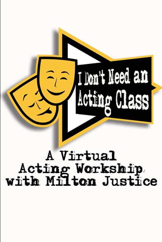 A Virtual Acting Workshop