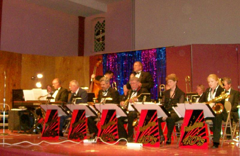 Fabulous Forties Big Band - Old