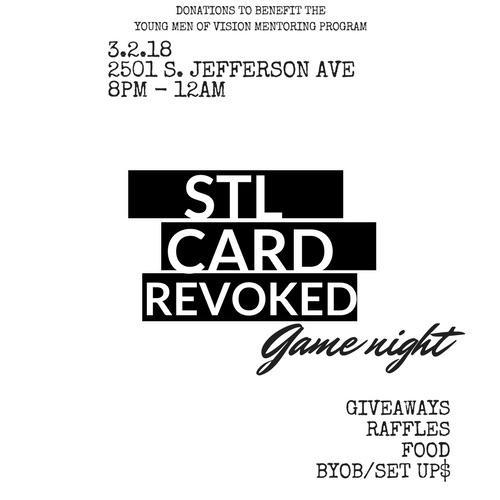 STL CARD REVOKED
