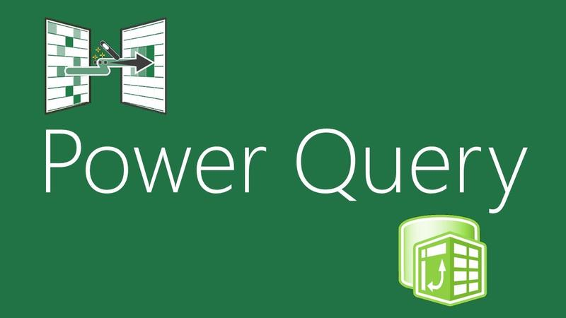 Excel: Power Query Intro Courses, Excel Guide