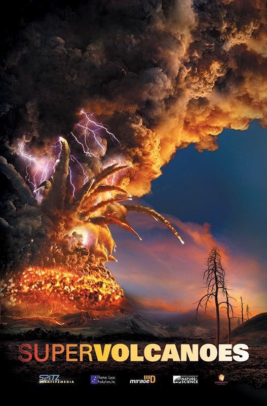 Supervolcanoes - Full-dome Show