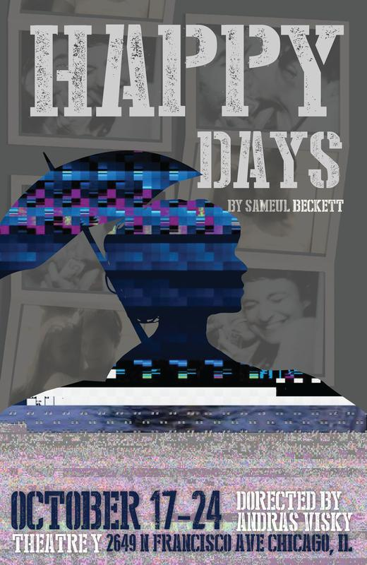 Theatre Y Presents: Happy Days by Samuel Beckett