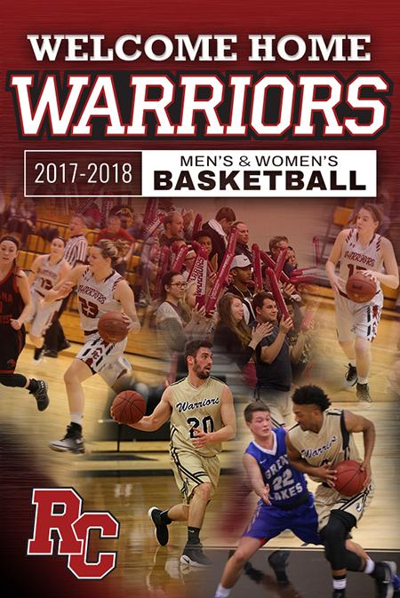RC Men's & Women's Basketball Season Tickets 2017-2018