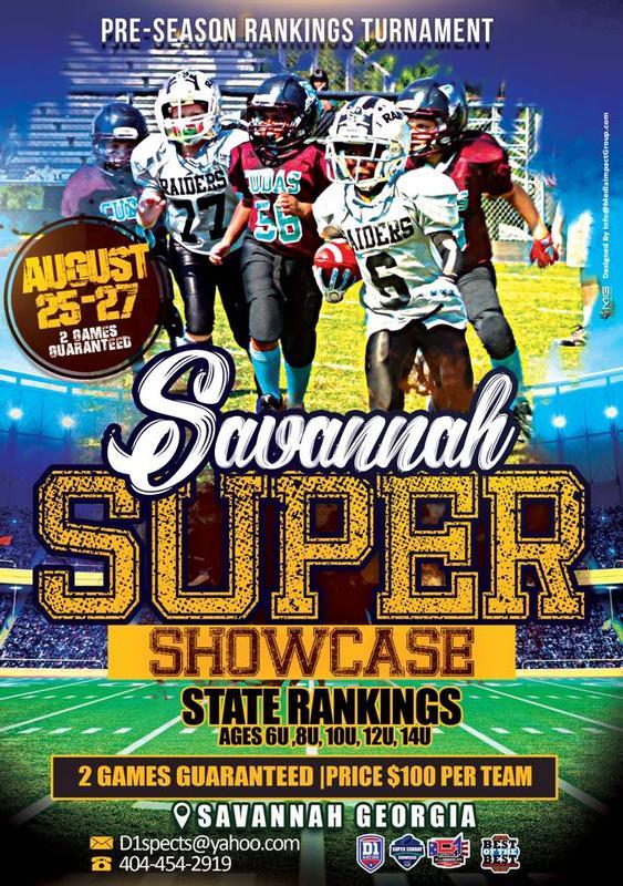 Savannah Super Showcase - Pre-season Ranking Tournament