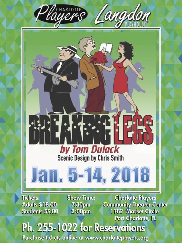 Breaking Legs by Tom Dulack