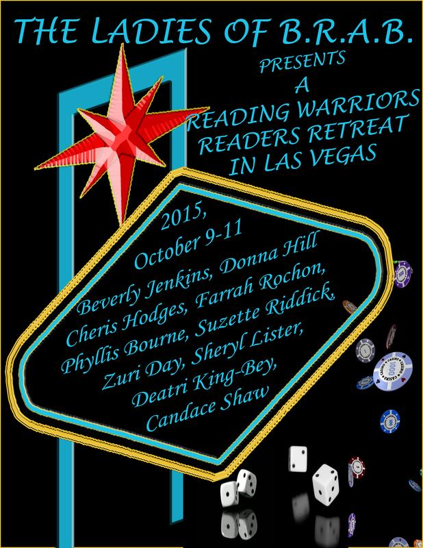 A READING WARRIORS READERS RETREAT