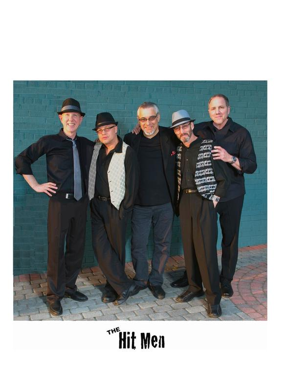 "The Hit Men ""Former Stars of Frankie Valli & The Four Seasons"""