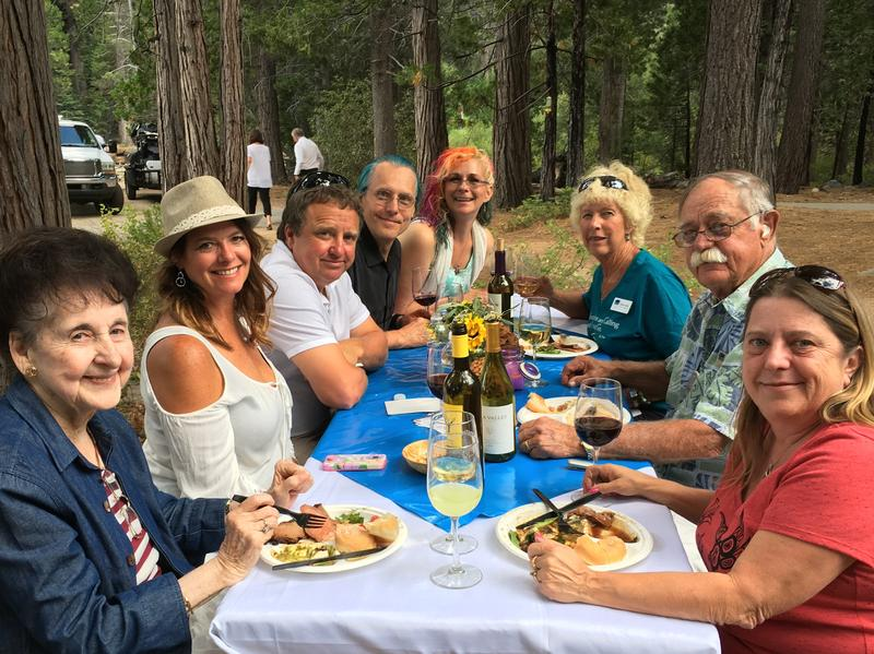 Dinner with a View: Emerald Bay and the Stories She Tells