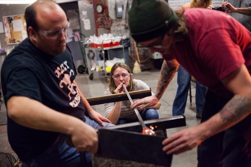 Maker Date : Hot Glass