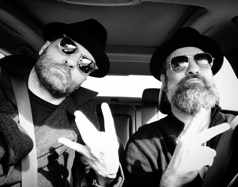 LiveJomo Productions Presents: Randall & Benjamin Del Shreve