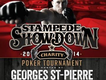 Stampede Showdown Poker Tournament Hosted By Georges St