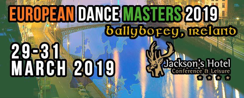 European Dance Masters 2019