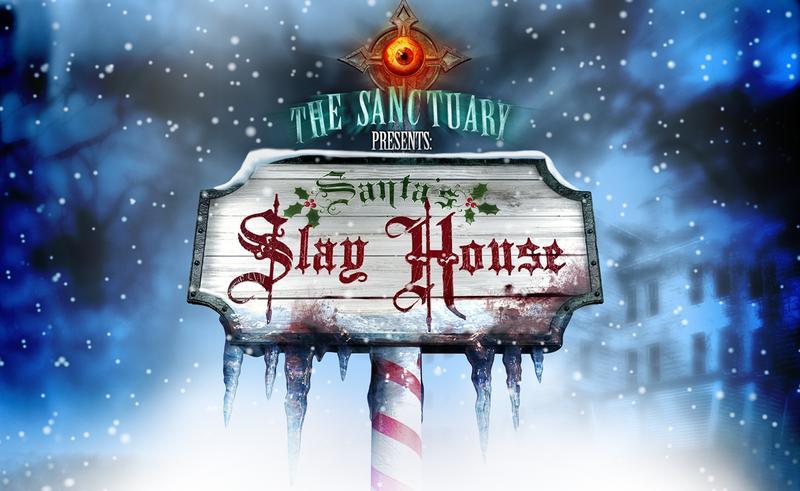 Santas Slay House 2014