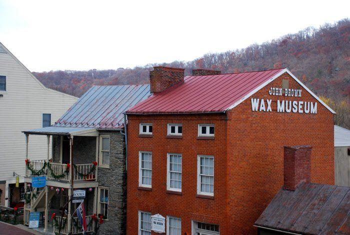 Halloween Ghost Hunt at the John Brown Wax Museum in ...