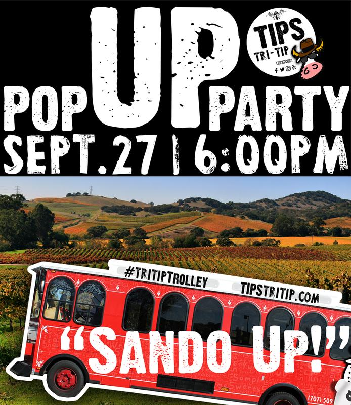A Pop Up Party!