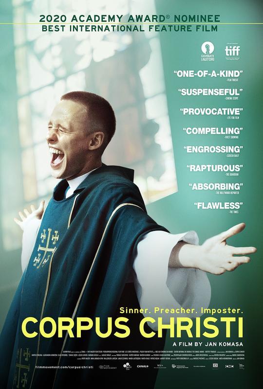 Corpus Christi (2020 Oscar nominee)