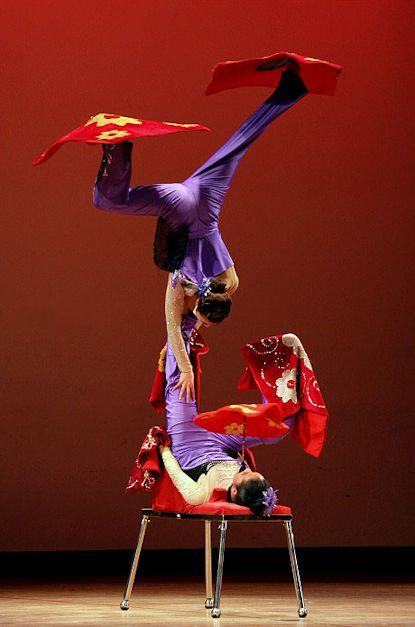 BCIC Presents: Chinese Acrobats @ Station Middle School!