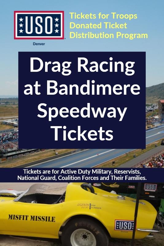 Drag Racing at Bandimere