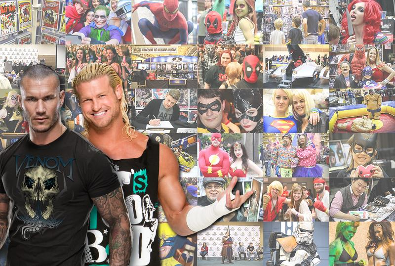 WWE® R. Orton® & D. Ziggler™ DUAL Friday VIP @ Philadelphia 2015