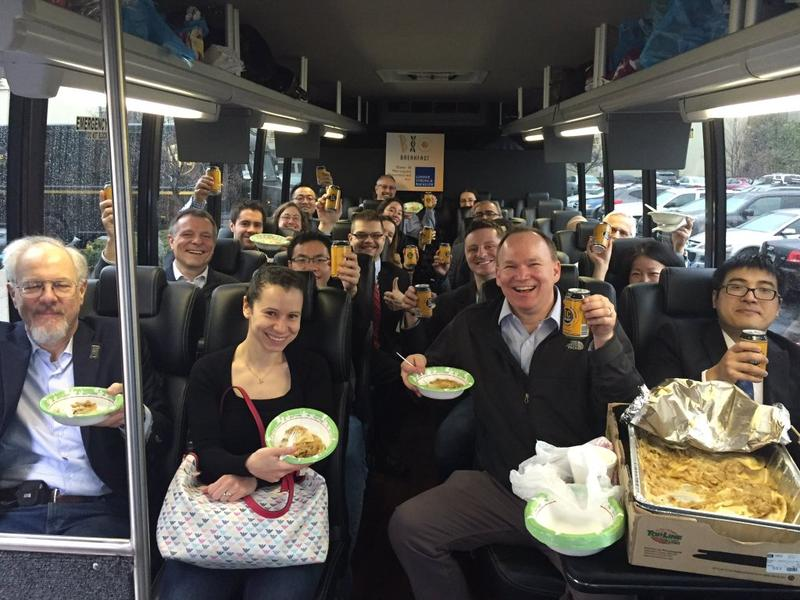 FREE Pittsburgh Bus to Annual Dinner
