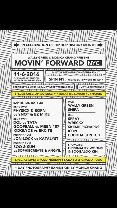 Movin' Forward NYC