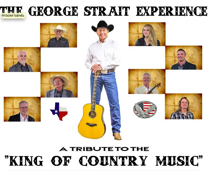 George Strait #1 Tribute At The Pointe After Dark Naples Bay Resort