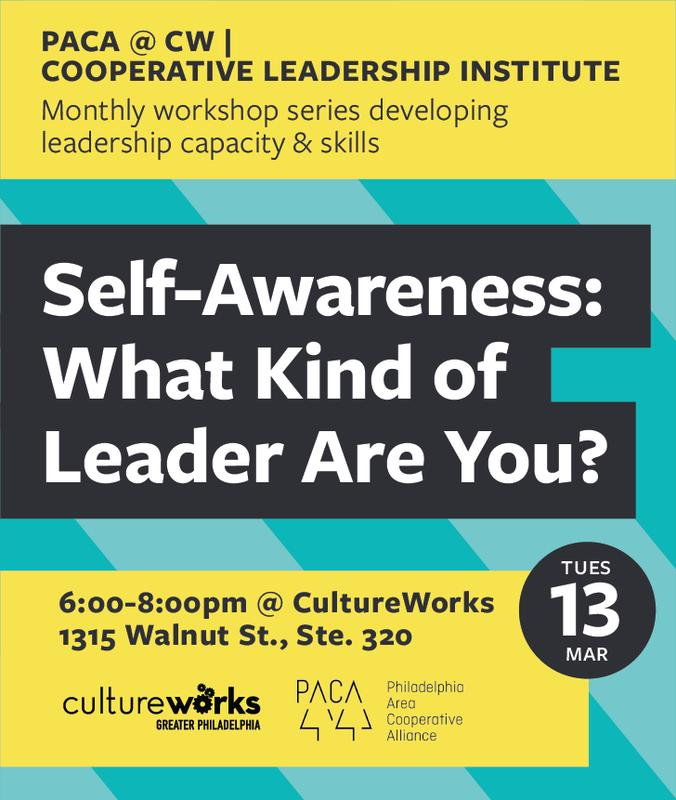 PACA @ CW // Self-Awareness: What kind of leader are you?