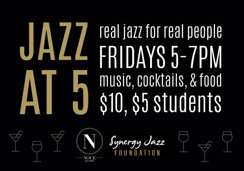 Jazz @ 5 w/ The Andrew Janak Quartet
