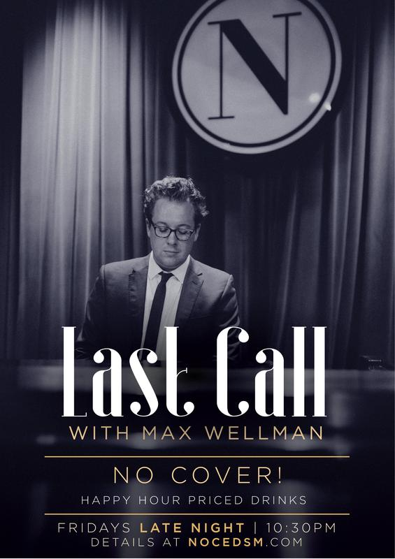 Last Call with Max Wellman