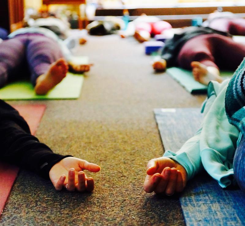 Yin Yoga & Meditation