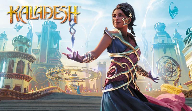 Friday Night Magic: Kaladesh