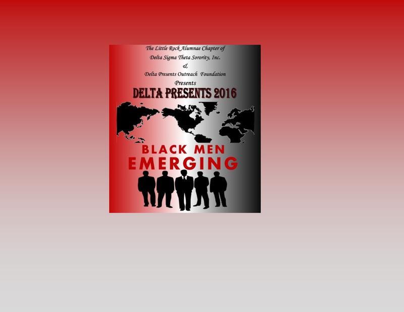 Delta Presents 2016: Black Men Emerging