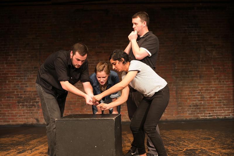 Improv Comedy: Hooch + Deep State