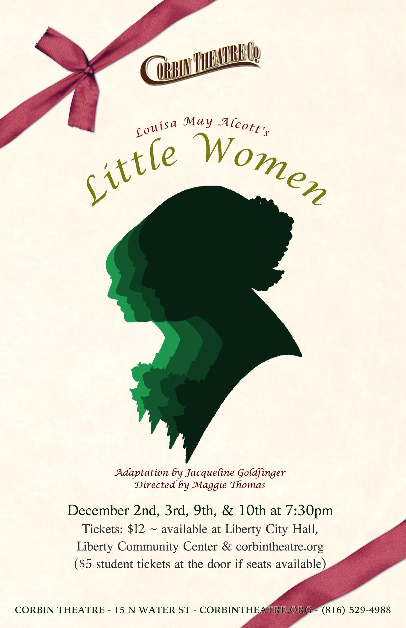 Liberty (MO) United States  city photo : Little Women Tickets in Liberty, MO, United States