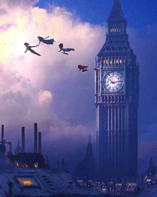 Peter Pan Jr. - London Company