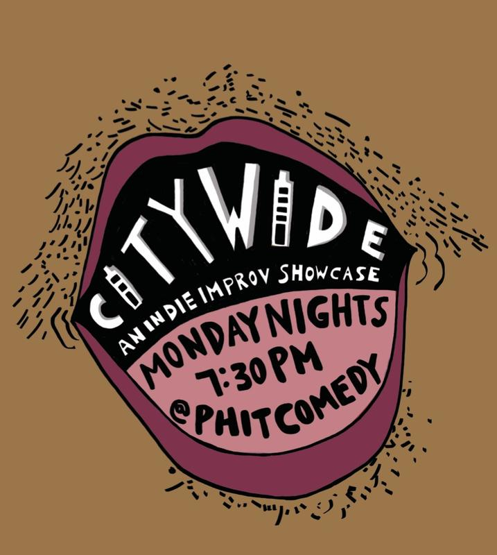 Citywide: Indie Improv Comedy