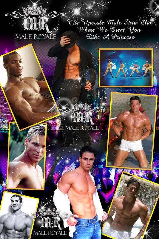 Male Royale Male Strip Club & Male Strippers - New York