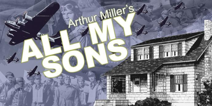 "Arthur Miller's ""All My Sons"" at All An Act Theatre"