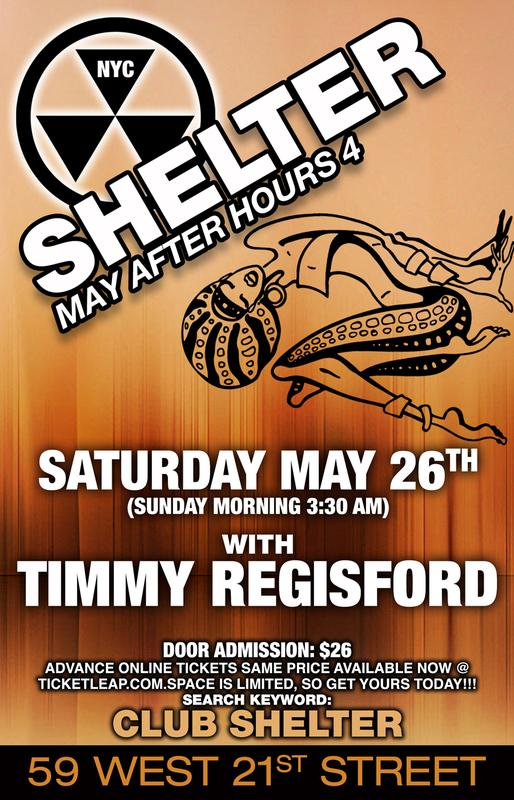 SHELTER- MAY AFTER HOURS 4
