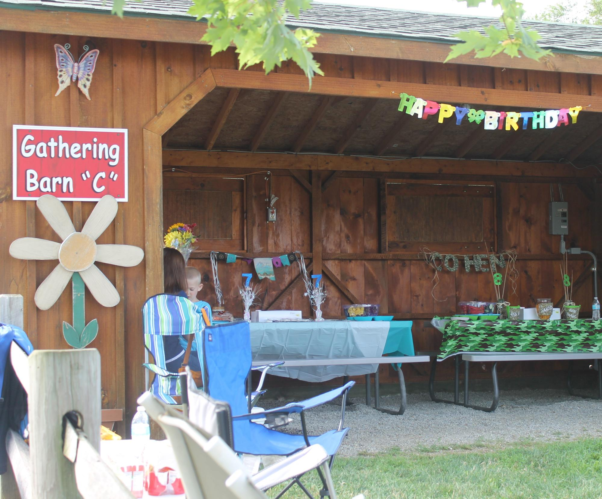 2017 Party Barn Rentals - Weekdays Tickets in Ronks, PA ...